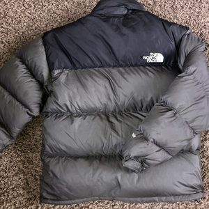 The North Face Nuptse 700 Fill Puffy Jacket, XL